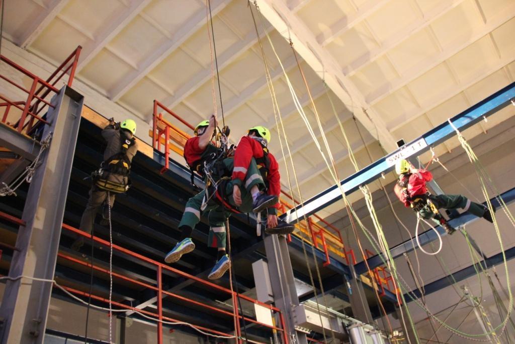 Услуги альпинистов промышленных в тамбове